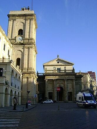 Abruzzo - Cathedral of Madonna del Ponte, Lanciano