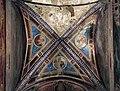 Maestro della cappella bracciolini (senese o pistoiese), storie di maria e santi, 1400-25 ca., volte 01.jpg