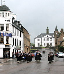 Scottish Utilities - Campbeltown PA28 6QS (Argyll), The Old Post Offic