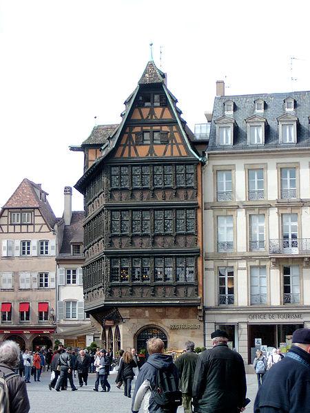 Maison Kammerzell, Strasbourg, France