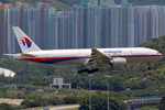 Malaysia Airlines Boeing 777-200ER 9M-MRC HKG 2012-7-15.png