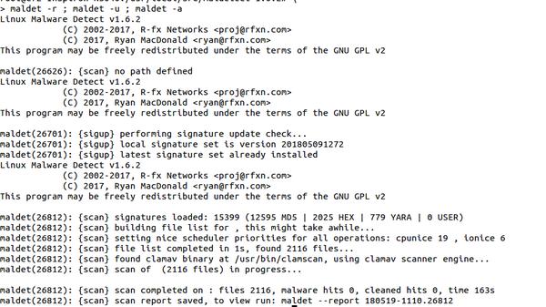 Linux Malware Detect - Wikiwand