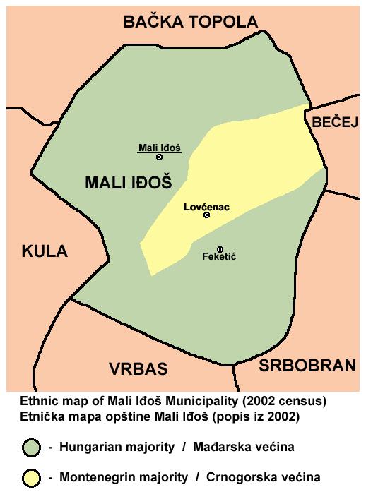 Mali idjos ethnic