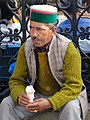 Man with Ice Cream - The Mall - Shimla - Himachal Pradesh - India (26460945951).jpg