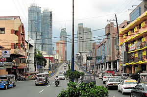 Shaw Boulevard - Image: Mandaluyong City 2