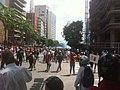 Manifestación en Caracas, Av Francisco de Miranda, Caracas, 22 de junio de 2017 02.jpg