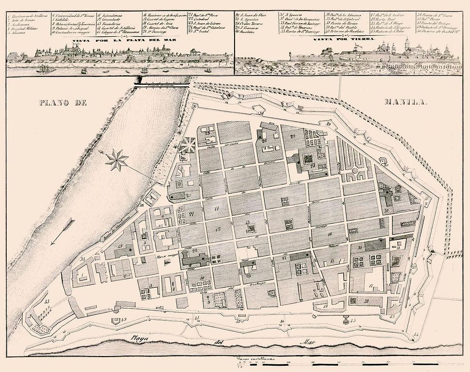 Manila 1851