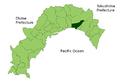 Map Konan,Kochi en.png