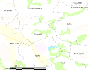 Map commune FR insee code 32303.png
