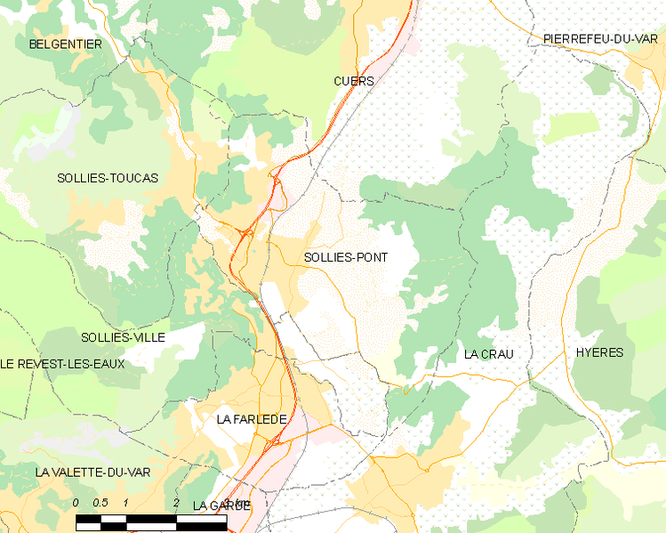 Bestand:Map commune FR insee code 83130.png