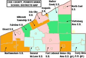 Erie County, Pennsylvania - Wikipedia on