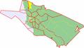 Map of Oulu highlighting Ritaharju.png