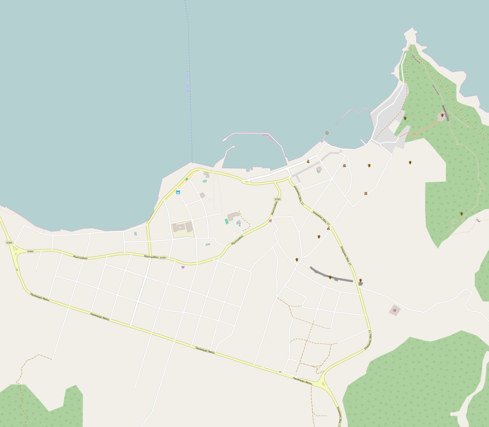 Map of Thasos town.png