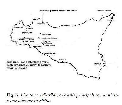 Map of Tuscan settlements in Sicily. Map of Tuscan settlements in Sicily.jpg