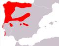 Mapa Lacerta schreiberi.png