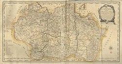 Mapa de la provincia de Estremadura, Tomás López (1766).jpg
