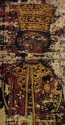 Mara Branković, Esphigmenou charter (1429).jpg