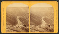 Marble Cañon, one of the gorges of the Colorado here, 1,200 feet deep, from Robert N. Dennis collection of stereoscopic views 4.png