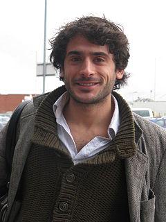 Marc Elliott British actor