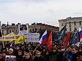 March in memory of Boris Nemtsov in Saint Petersburg (2019-02-24) 05.jpg