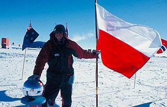 Marek Kamiński - Marek Kamiński - first person to walk to both Poles in one year