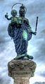 Marienbrunnen, Maria mit dem Kind.jpg
