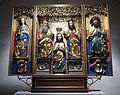 Marienburg Malbork Triptychon Marienaltar aus Tenkitten 01.JPG