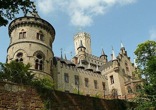 Marienburg Südhang