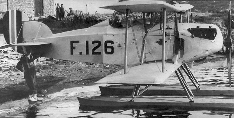 Marinens Flyvebaatfabrikk M.F.9
