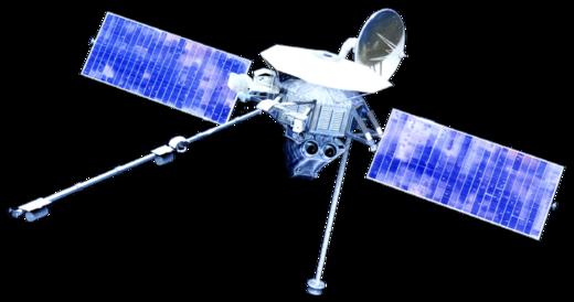 mariner 10 space probe - HD2448×1292