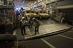Marines return from TRAP exercise via LCACs 140428-M-HZ646-087.jpg