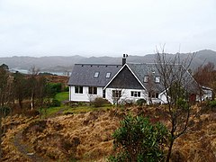 Marino Lodge, Roshven - geograph.org.uk - 371395.jpg