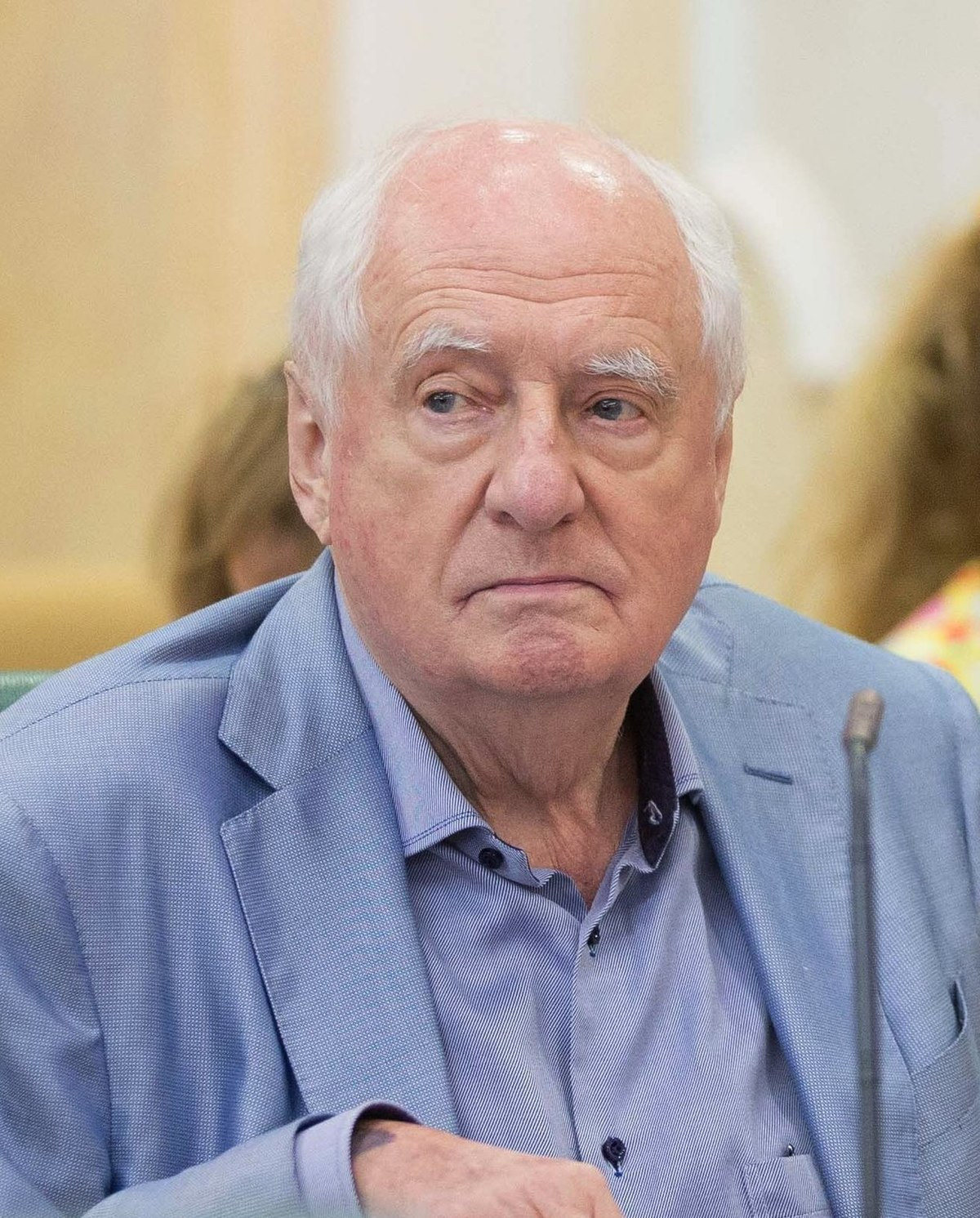 Zakharov Mark Anatolyevich: photo, biography, personal life and work of the director 95
