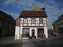 Marktplatz in Zirndorf