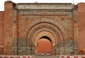 300px-Maroc_Marrakech_Bab_Agnaou_Luc_Viatour