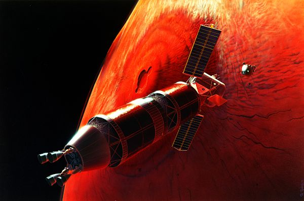 Missions to Mars  The Planetary Society