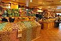 Marseille (France), confectionnary shop La Cure Gourmande, inside.JPG