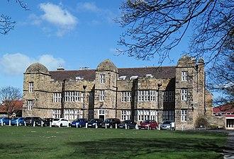 Marske-by-the-Sea - Grade I listed Marske Hall