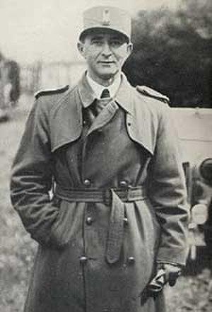 Martin Linge - Kaptein Martin Linge
