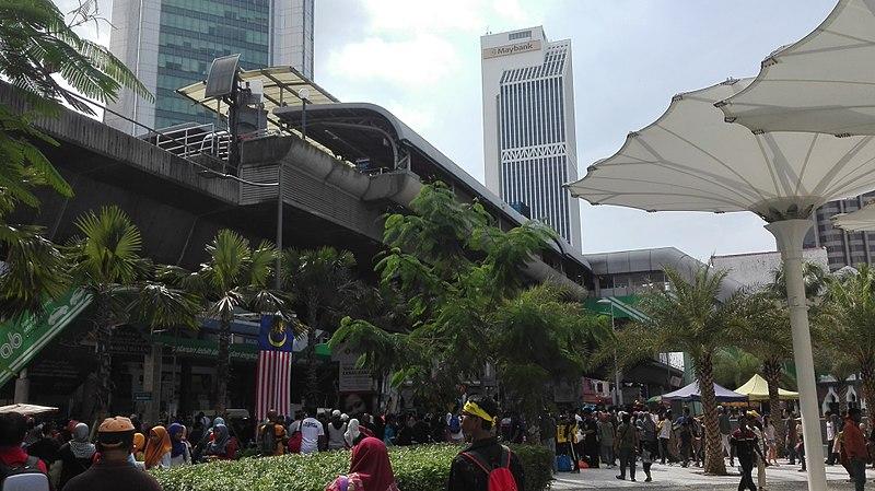 File:Masjid Jamek Sri Petaling Line Station.jpg