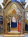 Maso di banco, trittico con la madonna col bambino e santi, 1336 ca, 03.JPG