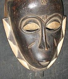 Mscaras africanas  Wikipedia la enciclopedia libre