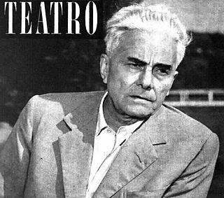Massimo Bontempelli Italian writer