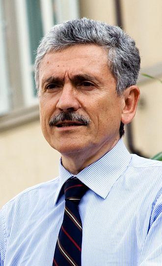 D'Alema I Cabinet - Image: Massimo D Alema Prato 1 resize, head