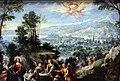 Mastelletta, gesù servito dagli angeli, 1613 ca., dalla madonna di galliera 02.jpg