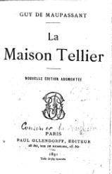 MAUPASSANT LA MAISON TELLIER EPUB