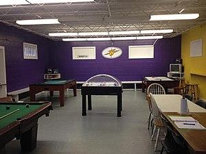 McAdam, New Brunswick - McAdam Warriors Den - Youth Centre