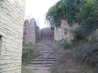Medak Fort - Image: Medak Fort by Varsha Bhargavi Kondapalli 02