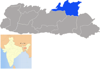 Ri-Bhoi district District of Meghalaya in India