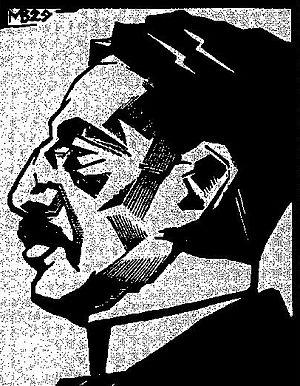 Emanuel Boekman - Image: Meijer Bleekrode Emanuel Boekman 1929